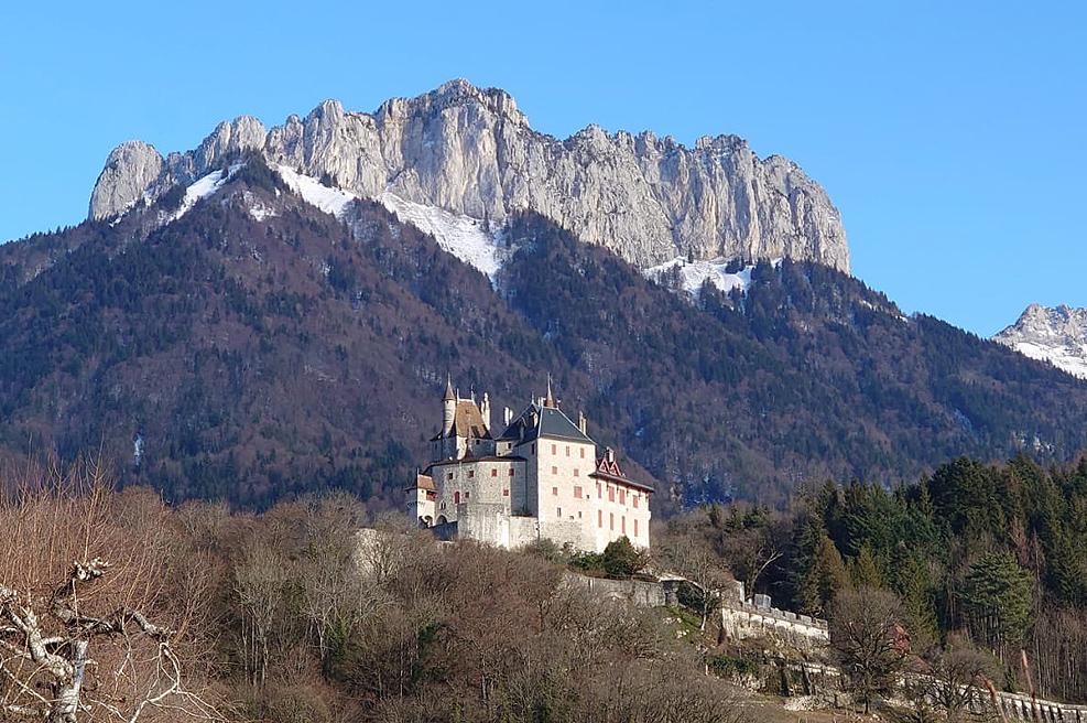 Alpine VTC, Rhône-Alpes